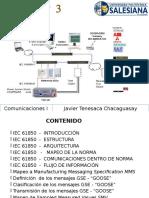 IEC 61850 y DNP3 - Javier Tenesaca Ch.