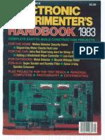 Popular Electronics-Electronic Experimenters Handbook 1983