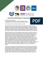UW Union Coalition Sanctuary Campus Letter Final