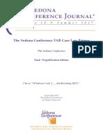 The Sedona Conference TAR Case Law Primer