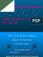 Flight of geese.pptx