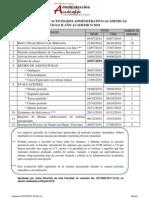 CalendarioAcademicoII- 2010 UES FMOcc