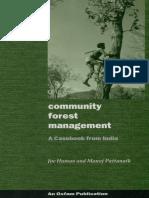 Community Forest Management