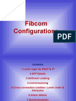 Fibcom Login and Configurations