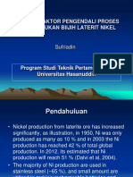 Laterit Nikel Faktor.faktor