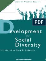 Development and Social Diversity