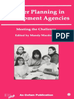 Gender Planning in Development Agencies