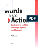 Words Into Action