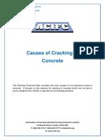 FTN01 CausesofCrackinginConcrete 19.02.13