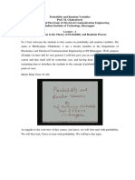 Nptel Notes KGP