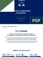 OuiShare, Economie collaborative et territoires