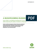 A Mushrooming business
