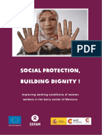 Social Protection, Building Dignity