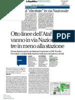 Revue de Presse Autolinee Toscane 03.03.2017