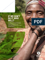 'If we don't do it, who will?' A study into the sustainability of Community Protection Structures supported by Oxfam in the Democratic Republic of Congo (DRC)