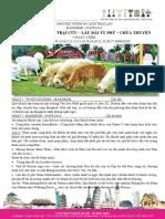 Chương Trình Du Lịch Thái Lan Vpbank