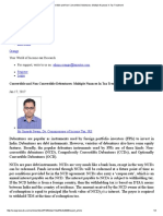 Convertible and Non-Convertible Debentures_ Multiple Nuances In Tax Treatment.pdf