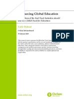 Resourcing Global Education