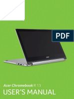 User Manual Acer CB13