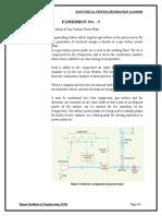 5.to Study of Gas Turbine Power Plant.