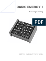 Dark Energy II Anleitung