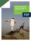 Pakistan Floods Progress Report July 2010 / July 2011