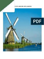 Belanda Sang Negeri Kincir Angin