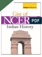 the gist of ncert - indian history studydhaba com