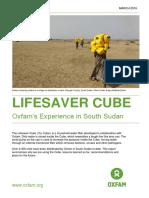 Lifesaver Cube