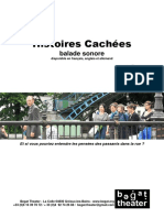 "Dossier ""Histoires Cachées"""