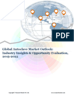 Global Autoclave Market Report (2015-2023)- Research Nester