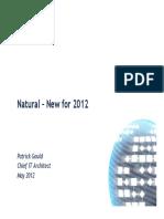 Natural 2012