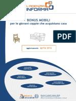 Guida Bonus Mobili Giovanicoppie Apr2016