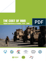The Cost of War