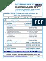 Fssc Document Kit