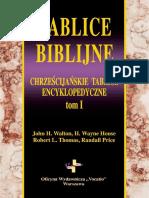 Tablice Biblijne Fragment