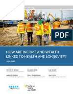 2000178 How Are Income and Wealth Linked to Health and Longevity