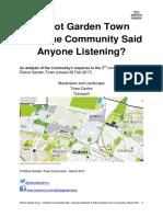 DGT- Anyone Listening (C) Didcot Garden Town Community March 2017