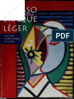Picasso, Braque, Leger