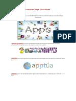 20 Sitios Para Encontrar Apps Educativas