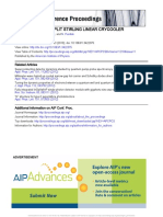 [Doi 10.1063%2f1.3422375] Veprik, A.; Zehtzer, s.; Vilenchik, h.; Pundak, n.; Weisend, j. -- Aip Conference Proceedings [Aip Transactions of the Cryogenic Engineering Conference—Cec- Advances in Cryog
