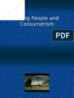 Young People and Consumerism