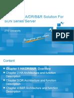 7 OM_EM201_E01_1 RAN EMS HA & DR & BR Solution for SUN-54.ppt