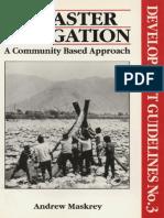Disaster Mitigation