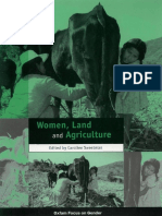 Women, Land and Agriculture
