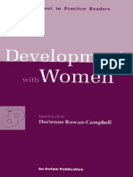 Development with Women