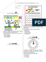 Simulado 2 ( 3º Ano - Mat - E.F) - (Blog do Prof. Warles).doc