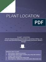 Plant Location (6)