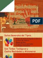 El TIPNIS y La Evangelizacion