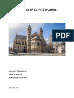 basilica of saint servatius ckv